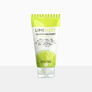 LIME FIZZY CLEANSING FOAM